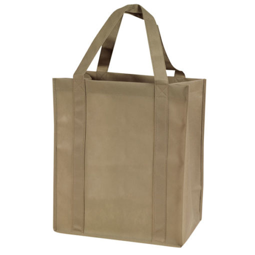 01ce96c72 Earth-Friendly Jumbo Grocery Tote- Style ET09 - Imported   Affordable Promotional  Bags